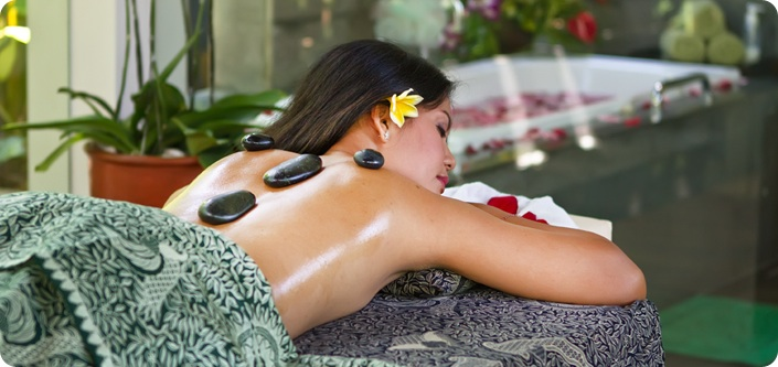 Hotstone Therapy Massages | Incense Bali Spa Amsterdam