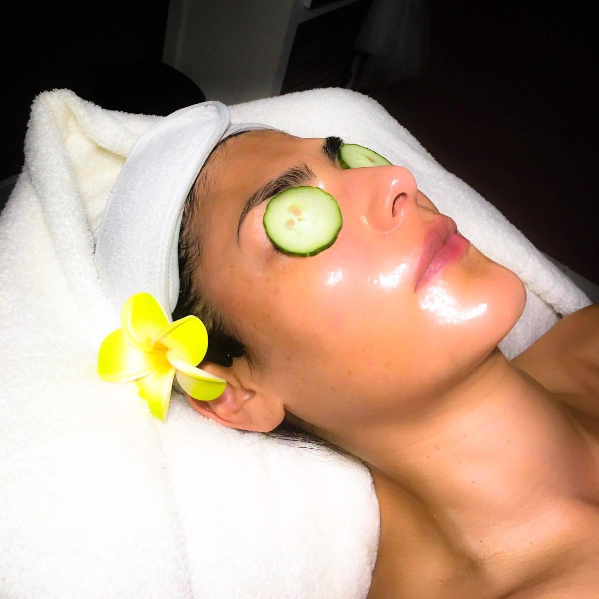 Balinese Facial Cleaning | Incense Bali Spa Amsterdam